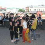 12.06.2012 Выступление на Гостином Дворе