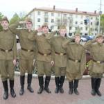 2012.05.06 Выступление в парке Победы
