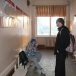 2012.02.14 Выступление в 112 школе посвященное празднованию дня святого валентина
