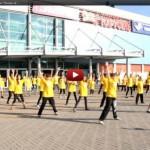 2012.07.27 Флешмоб для Dom.ru студия «Sense of life»